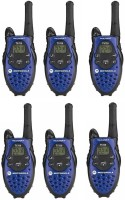 MOTOROLA Talkabout T5720 T5720 Walkie Talkie(Blue, Black)