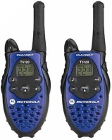 View Eye Vision Motorola Talkabout T5720 Two-Way Walkie Talkie(Blue/Black) Home Appliances Price Online(Eye Vision)