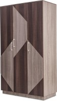 Durian THOMAS/WD-3 Engineered Wood 3 Door Wardrobe(Finish Color - Africana/Dark Birch)