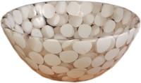 Lucky White Stones DZS12 Table Top Basin(White Stones)