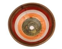Centurion Basins 233 Table Top Basin(GOLD, RED, WHITE, ORANGE, GREEN)