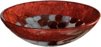 Lucky Burgundy Pebbles NRP18 Table Top Basin(Burgundy Pebbles)