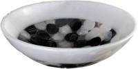 Lucky Black Round Pebble NRP20 Table Top Basin(Black Round Pebble)