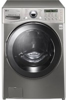 LG 17 kg Fully Automatic Front Load Washer with Dryer(F1255RDS27)