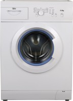 Haier 5.5 kg Fully Automatic Front Load with In-built Heater Silver(HW55-1010ME)