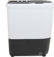 Whirlpool 6.2 kg Semi Automatic Top Load Washing Machine Grey(SUPERB ATOM 62I)