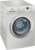 Siemens Wm12k168in Fully-automatic Front-loading Washing Machine (7 Kg)