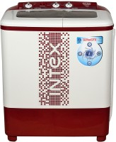 Intex 6.2 kg Semi Automatic Top Load Washing Machine Maroon(WMS62TL)