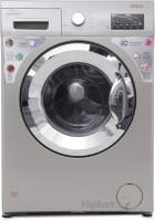 Onida 7 kg Fully Automatic Front Load Washing Machine Silver(WOF7010LS)