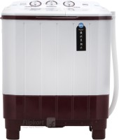 BPL 6.5 kg Semi Automatic Top Load Maroon(W65S22A)