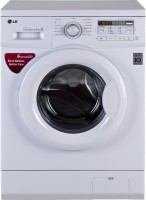 LG 6 kg Fully Automatic Front Load Washing Machine White(FH0B8NDL22)
