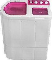 Electrolux 6.7 kg Semi Automatic Top Load Washing Machine(ES67GZLP)