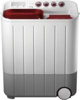 Samsung 7 kg Semi Automatic Top Load Washing Machine (WT707QPNDMWX/TL, White & Grey)