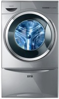 IFB 8 kg Fully Automatic Front Load with In-built Heater Silver(Senator Smart Touch)