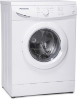 Panasonic 6 kg Fully Automatic Front Load with In-built Heater White(NA-106MC1W01)