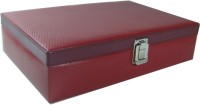 Essart Watch Box(Cherry, Holds 10 Watches)