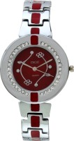 Dice DCPRMRD20SSSLVRED733 Venus Watch  - For Women