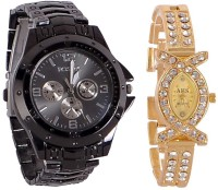 Rosra C1  Analog Watch For Couple