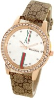 Womage 409-2 Designer Strap Analog Watch  - For Women