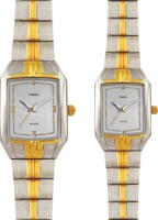 Timex PR60  Analog Watch For Couple