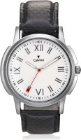 Calvino Cgas_1412118 Rmn Blkwhite Stylish Watch  - For Men