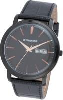 D'signer 671bl_black Analog Watch  - For Men