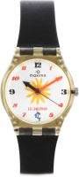 Maxima 04411PPKW Fiber Analog Watch For Kids
