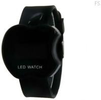 FS APPLE SHAPE Touch LED Digital Watch For Kids