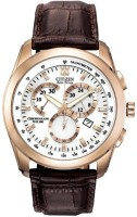 Citizen AT1183-07A Eco-Drive Chronograph Watch For Men
