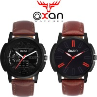 OXAN New Style Analog Watch  - For Men