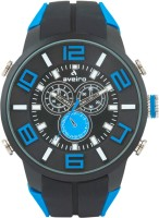 Aveiro AV127DMLTBLKBLU_1 Watch  - For Men