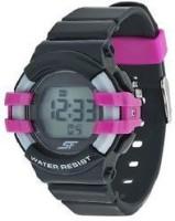 SF 87017PP01 Sonata Fibre Digital Watch  - For Women