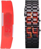 Oxhox Digital Watch  - For Couple