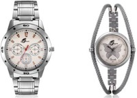 Arum AW-042  Analog Watch For Couple
