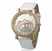 Geneva Platinum Analog Watch  - For Women
