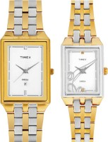 Timex PR152 Empera Analog Watch For Couple