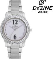 Dezine LR801WHT  Analog Watch For Girls