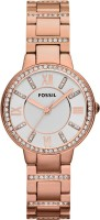 Fossil ES3284 Virginia Analog Watch For Women