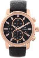 Titan 9486WL01 Classique Watch  - For Men