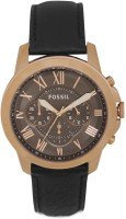 Fossil FS5085  Analog Watch For Men