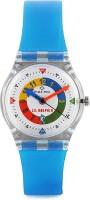 Maxima 04423PPKW Fiber Analog Watch For Kids