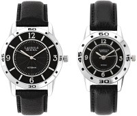 Laurels Original LO-LIB-302 Liberals Analog Watch For Couple