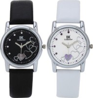 IIK Collection Combo 1503W-1504W Elegent Watch  - For Women