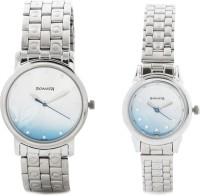 Sonata 10138925SM01  Analog Watch For Couple