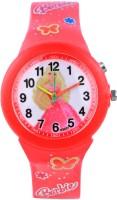 Devars H3031-RD-BARBIE-5  Analog Watch For Girls