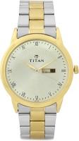 Titan 1584YAC  Analog Watch For Men