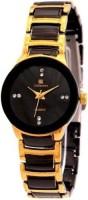 IIK Collection IIKGOLD0002 IIK Collections Analog Watch  - For Women   Watches  (IIK Collection)