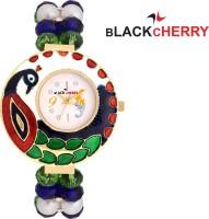 Black Cherry 861  Analog Watch For Girls
