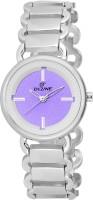 Dezine DZ-LR802-PRP-CH  Analog Watch For Girls