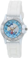 Disney LP-1004 (WHITE)  Analog Watch For Kids